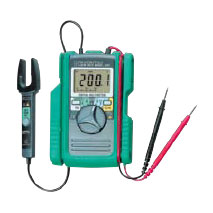 2001 (Digital Multimeter With AC/DC Clamp Sensor)