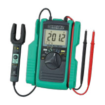 2012R (Digital Multimeter With AC/DC Clamp Sensor)