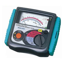 3131A (Analogue insulation and continuity Tester)