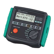 4106A (Earth Testers and Resistivity Testers)