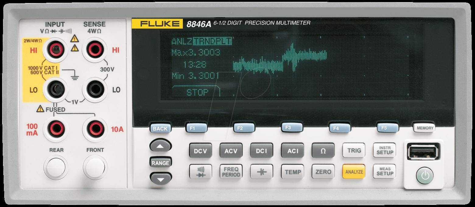 Fluke 8846A