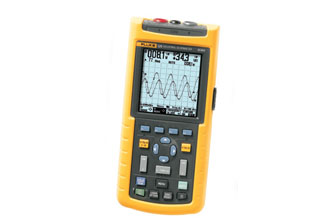 Portable Digital Storage Oscilloscope