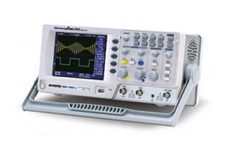 Digital Storage/Real Time Oscilloscope