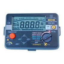 3023 (Digital insulation and Contiunity  Tester)