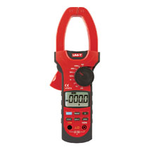 UT207A (AC/DC Clamp Meters)