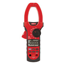 UT208A  (AC/DC Clamp Meters)