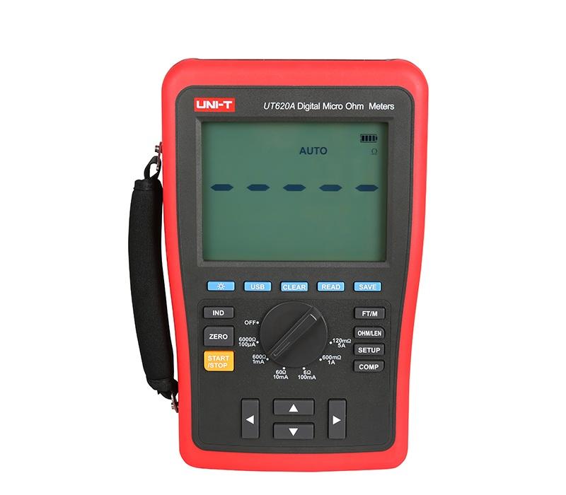 Digital Micro Ohm Meters