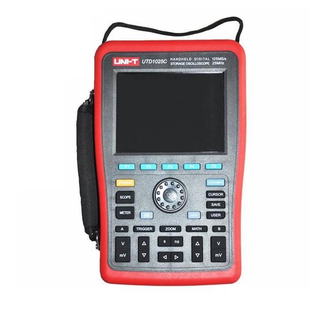 Handheld Digital Storage Oscilloscopes